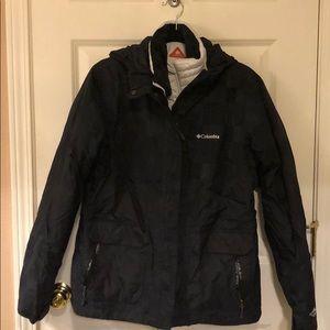 Columbia Winter jacket, 2 piece